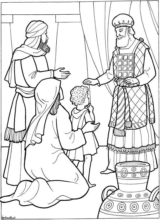 1000 images about bible ot samuel on pinterest bible for Samuel bible coloring pages